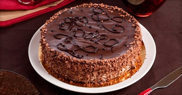 Как легко сделать торт прага