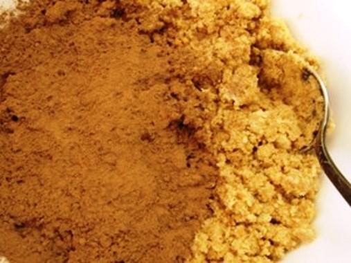 Шоколадная колбаса из печенья со сгущенкой пошаговый рецепт с