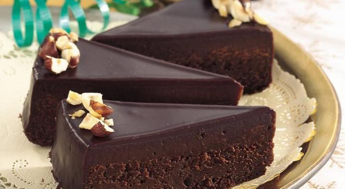 Помадка для торта из какао