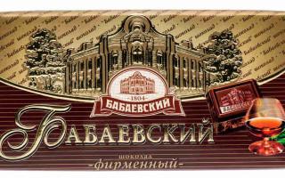 Шоколад Бабаевский: история бренда, ассортимент продукции