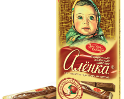 Интересные факты и история шоколада Аленка