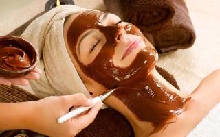 Польза шоколадной маски для лица – лучший тоник для женской кожи