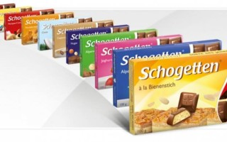 Особенности и разновидности немецкого шоколада Schogetten
