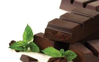 Как приготовить мятный шоколад