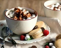 Рецепты оригинального кофе с зефирками