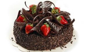 Как своими руками сделать цифры и украшения на торт из шоколада