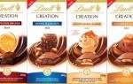 Качество и ассортимент швейцарского шоколада Линдт