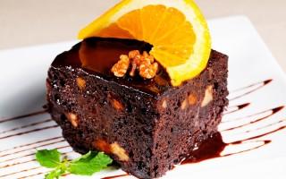 Как приготовить шоколадный брауни по рецепту от Юлии Высоцкой
