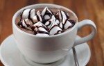 Самый простой и вкусный рецепт какао с зефирками