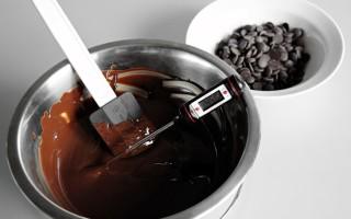Технология и правила темперирования шоколада