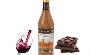 Элитный алкоголь: настоящее шоколадное вино