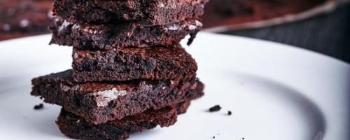 Самый быстрый рецепт брауни с какао
