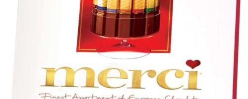 Разновидности и особенности шоколадных конфет Мерси