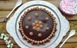 Пошаговый мастер класс торта Прага в мультиварке