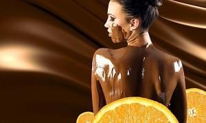 Лучший способ похудения – шоколадное обертывание