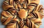 Рецепт приготовления сочного пирога из слоеного теста с шоколадом