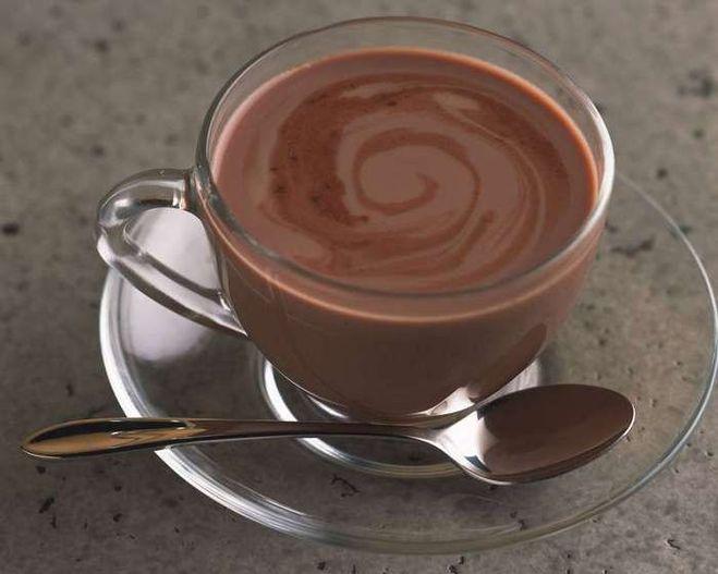 Рецепт какао при гв