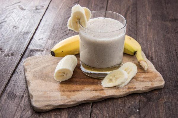 Рецепт от кашля с бананом и какао