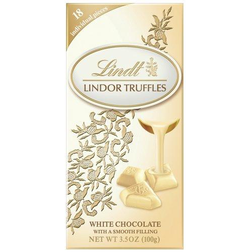 Шоколад линд белый