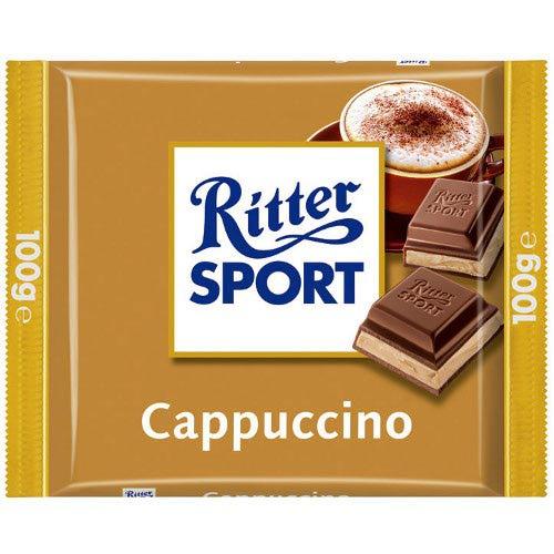 Риттер спорт капучино