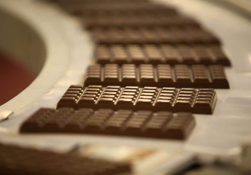 Оборудование для производства шоколада