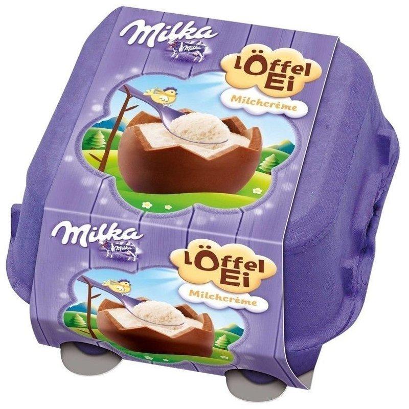 Milka Loffel Ei