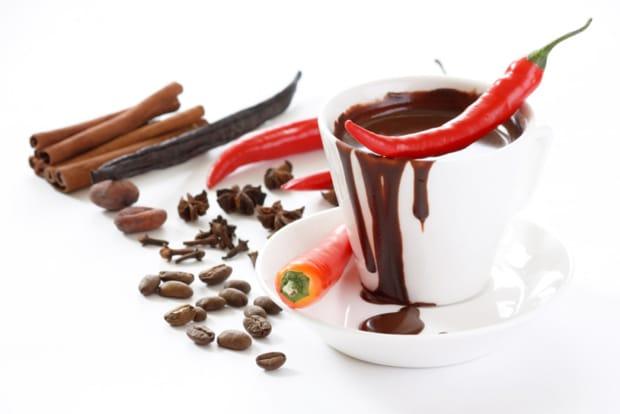 Шоколад со вкусом перца