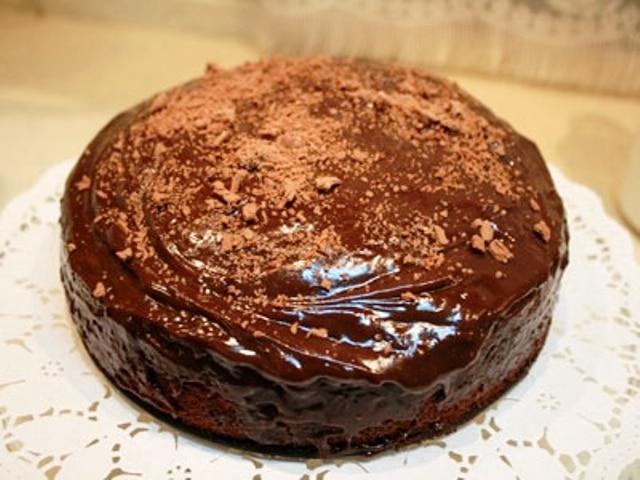 Кекс шоколадный