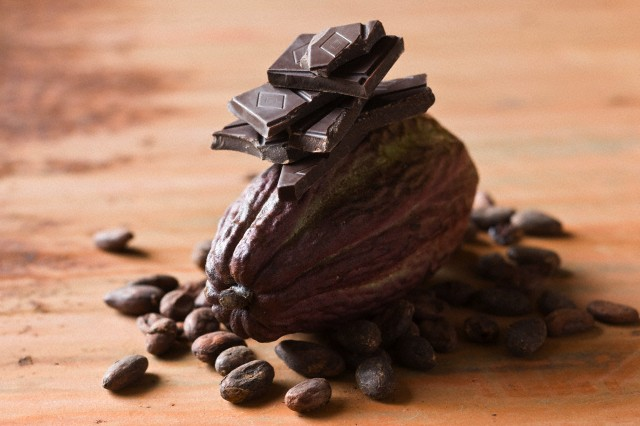 Теобромин в шоколаде