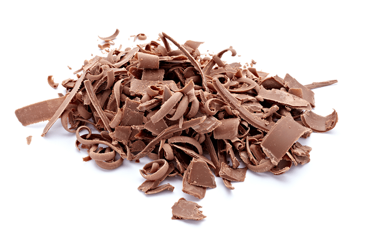 Шоколадная стружка