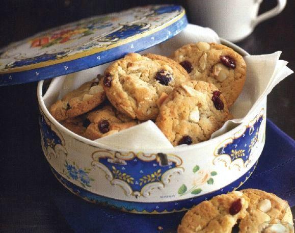 Овсное печенье