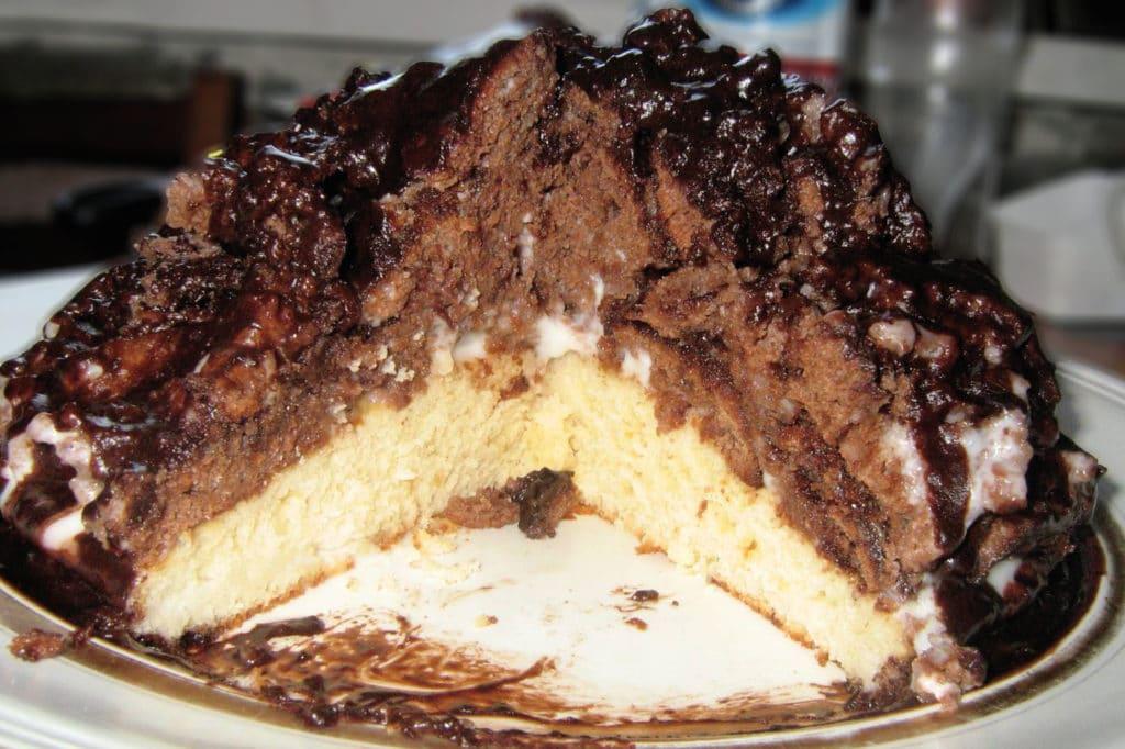 Рецепт торта «Кучерявый пинчер». Как в домашних условиях