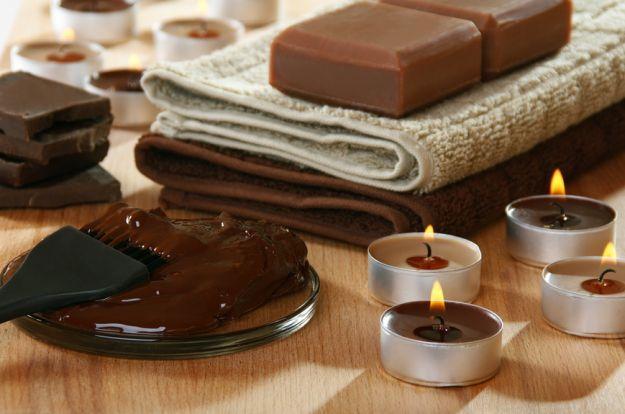 Обертывание шоколадом дома