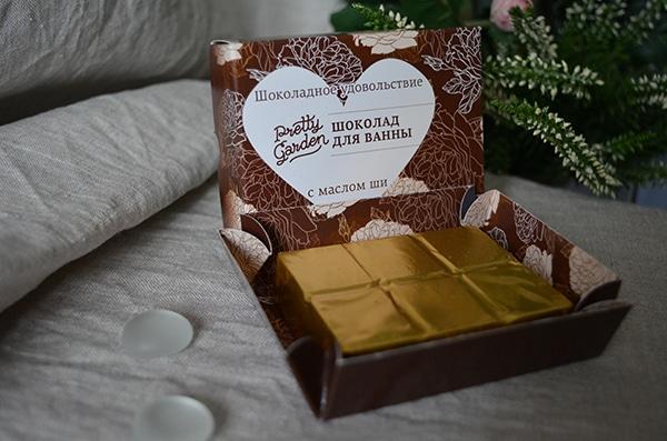 Шоколад для ванны