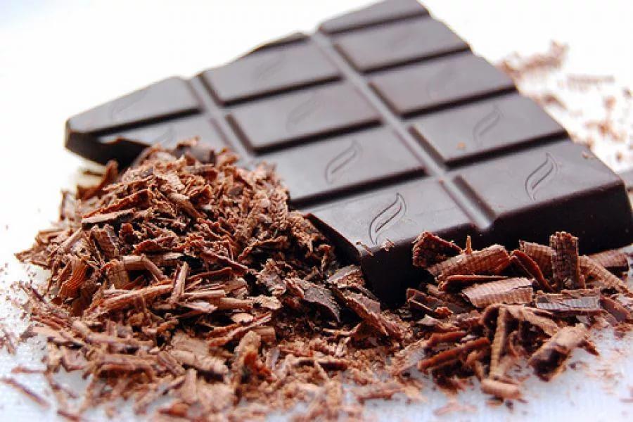 Польза черного шоколада