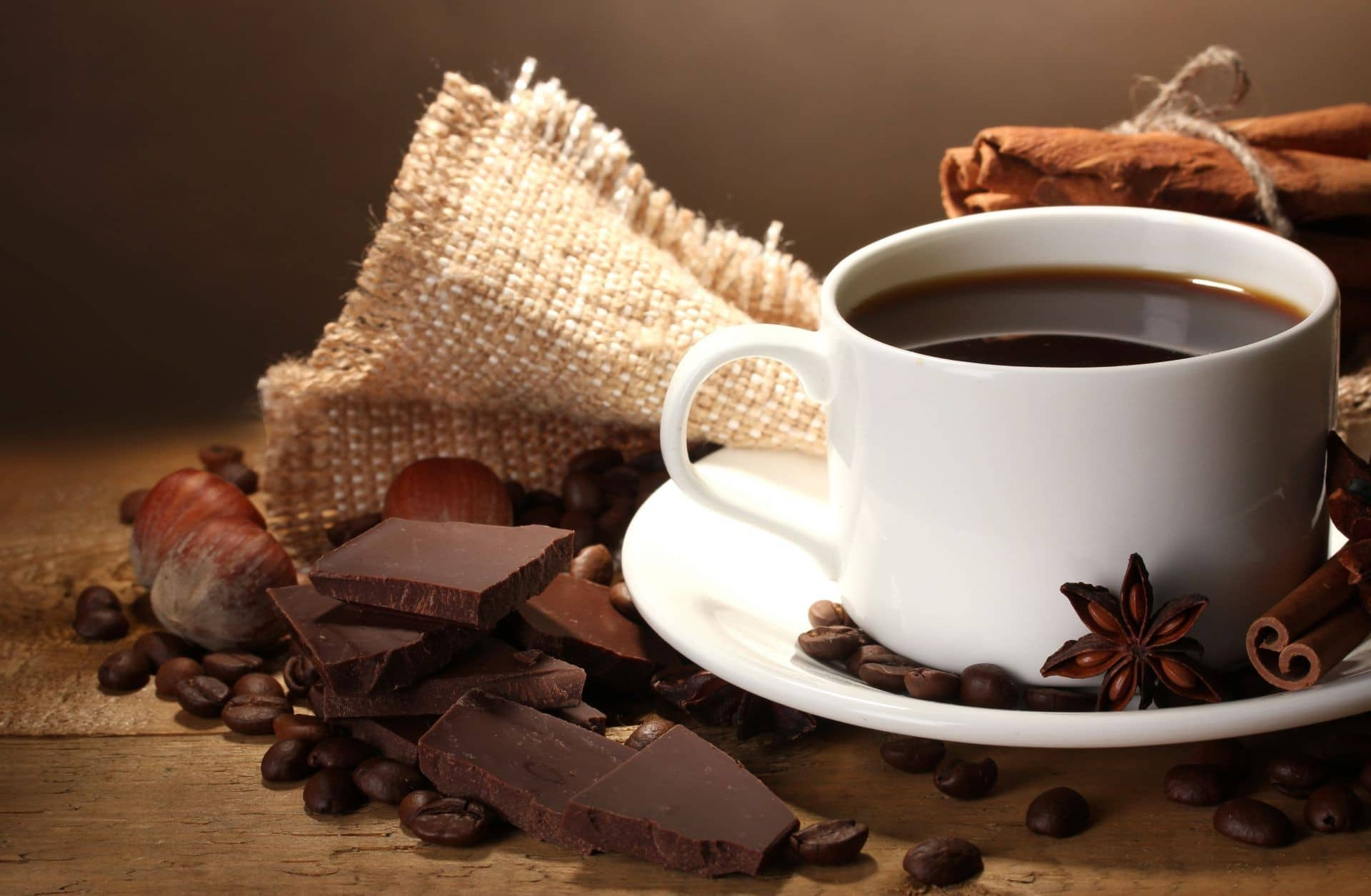 Диета кофе и шоколад