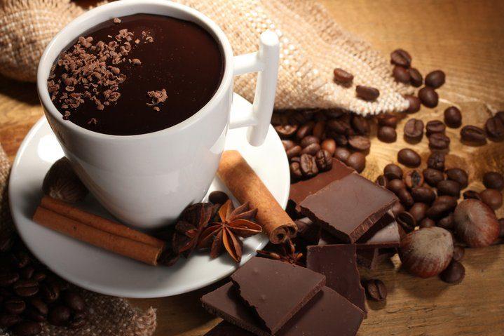 Польза какао и шоколада