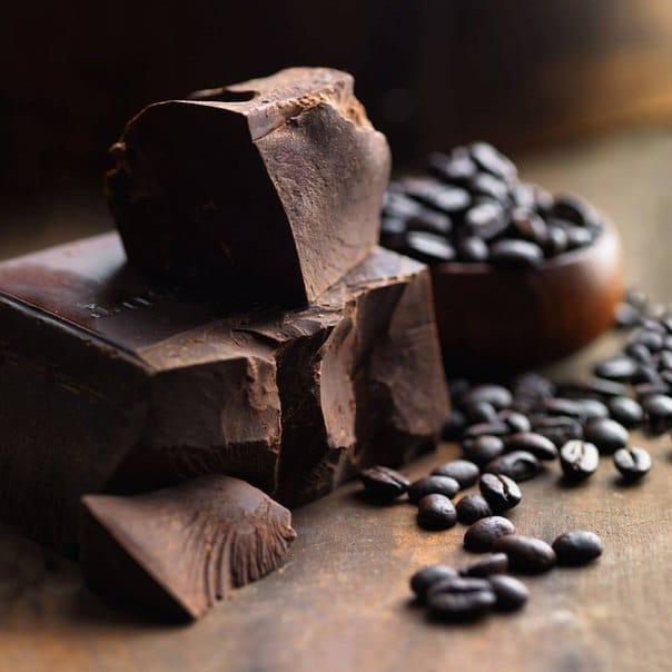 Кусковой шоколад