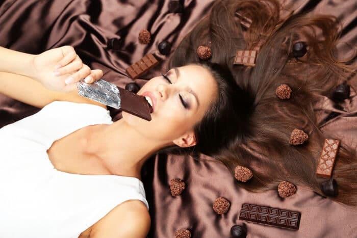 Норма шоколада