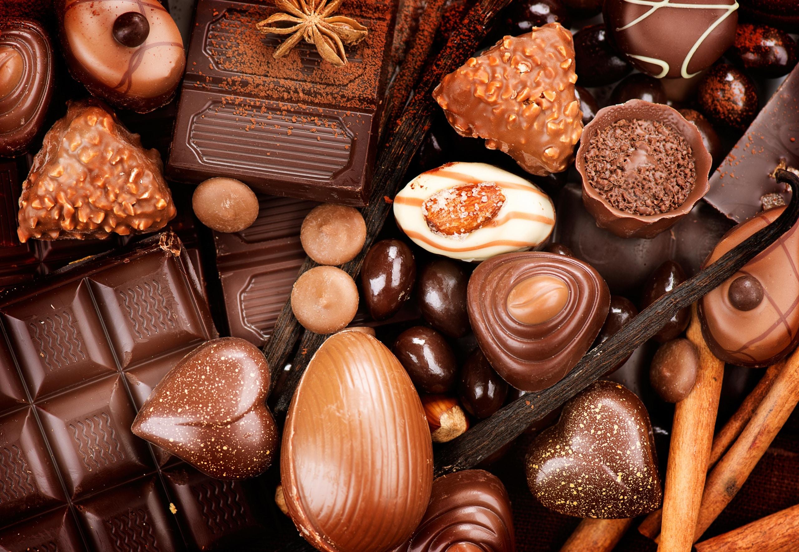 Шоколад и холестерин