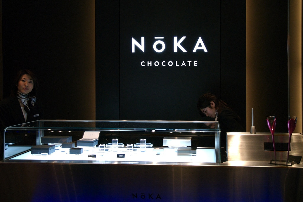 Шоколад Noka