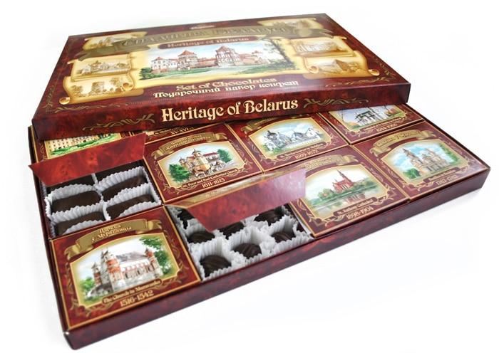 Шоколад Беларусь