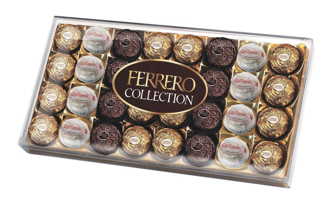 Шоколад Ferrero Rocher
