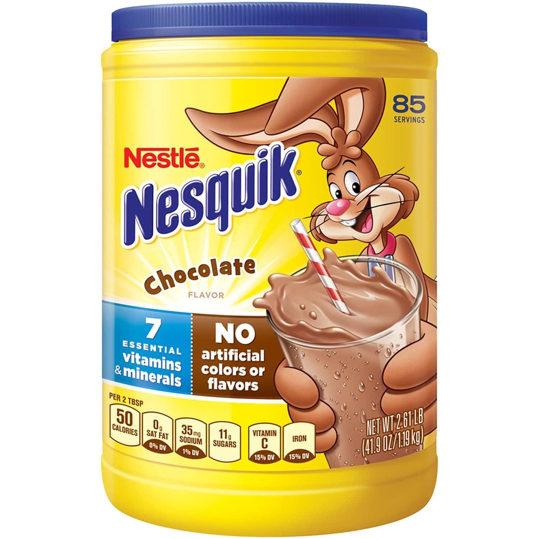 Шоколад Несквик