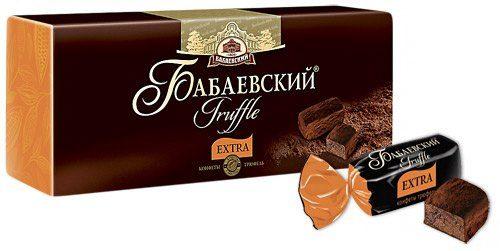 Конфеты Бабаевские
